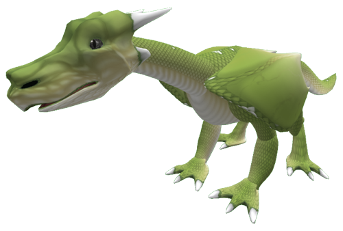 Green Scaled
