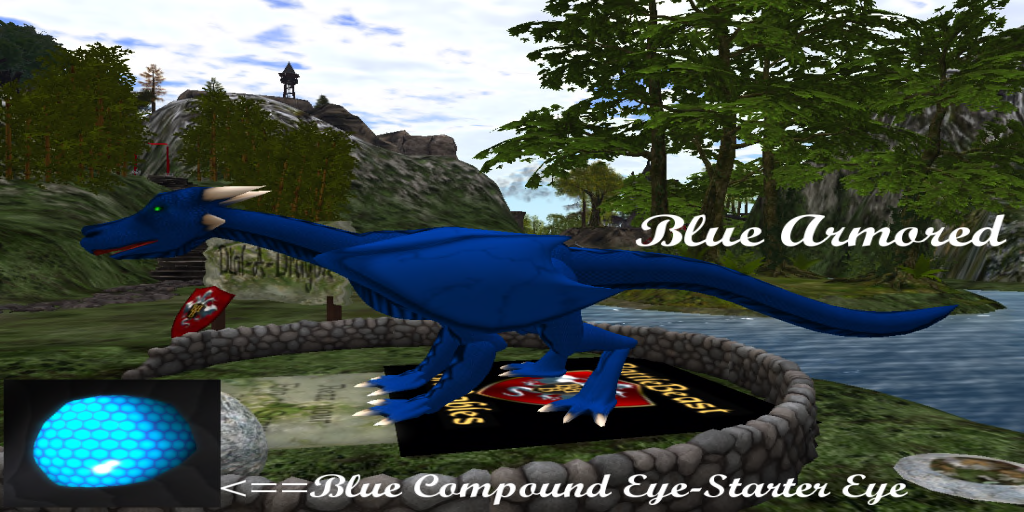 Blue Armored