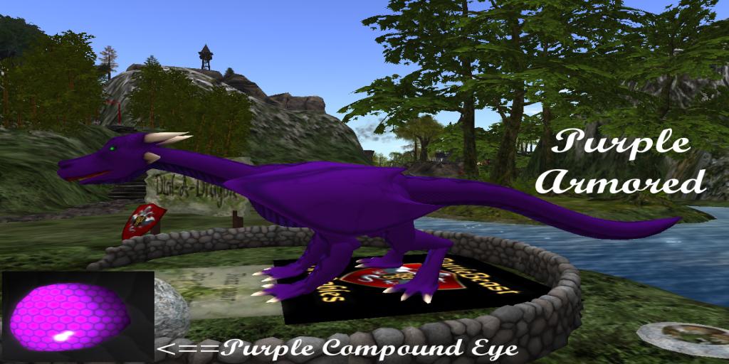 Purple Armored